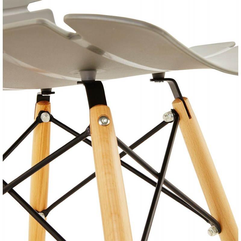 Original Stuhl Stil skandinavischen CONY (grau) - image 22786