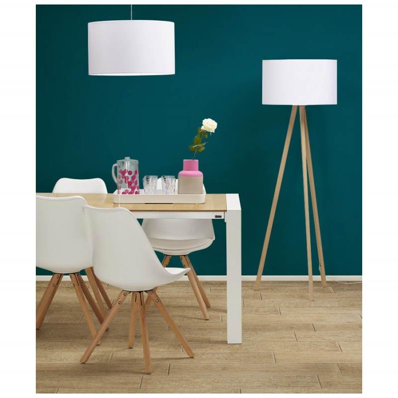 Moderner Stuhl Stil skandinavischen NORDICA (weiß) - image 22806