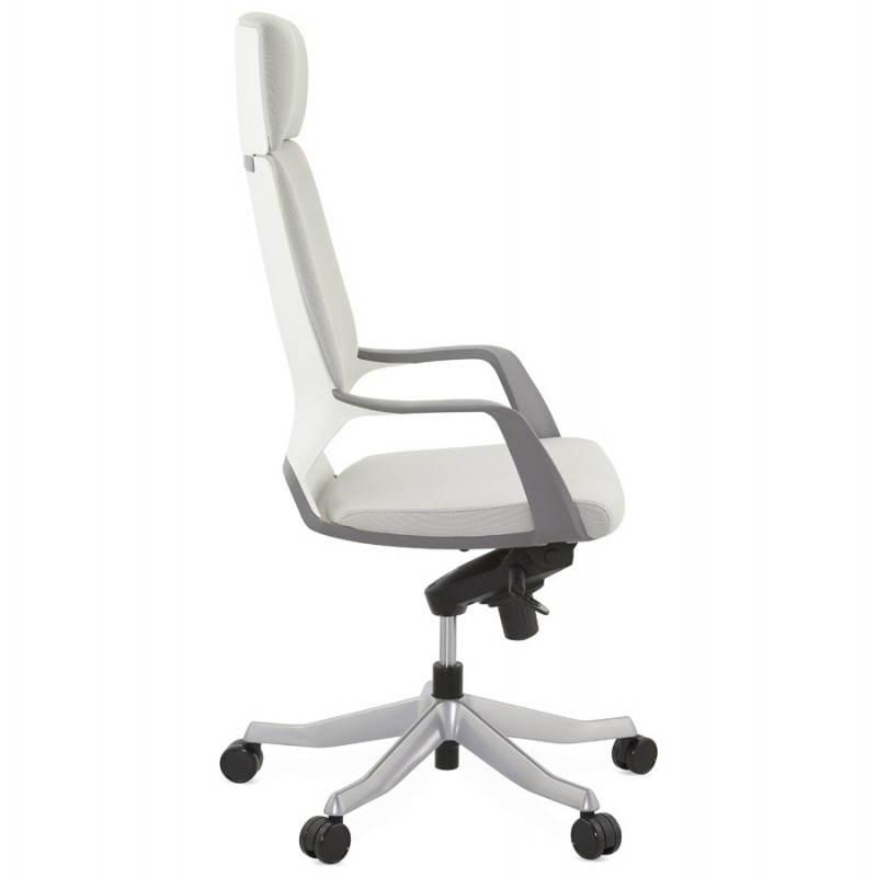 Ergonomic desk RAMY (grey) fabric Chair - image 23550