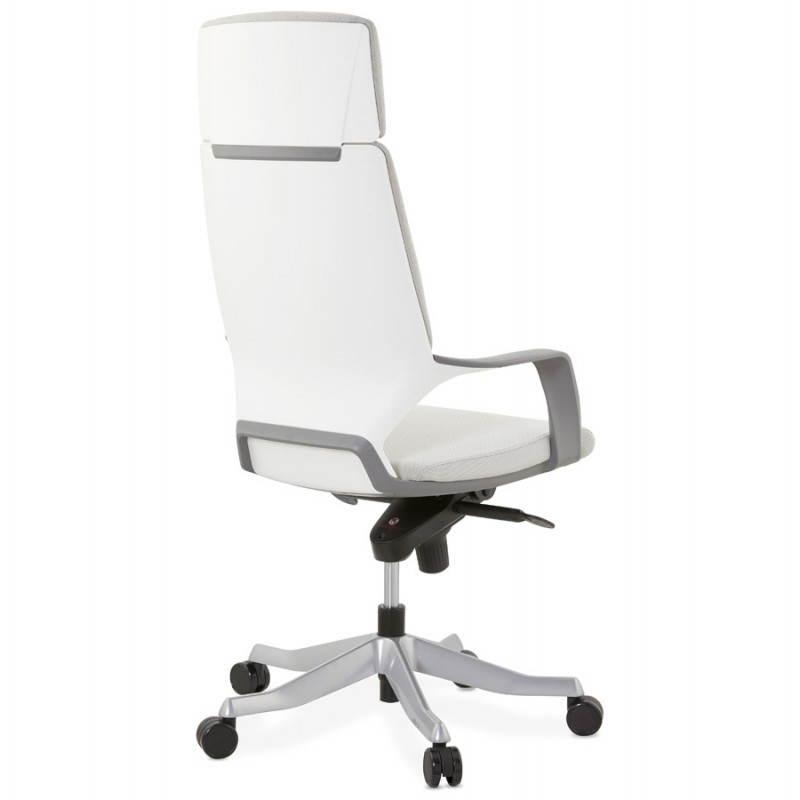 Ergonomic desk RAMY (grey) fabric Chair - image 23551