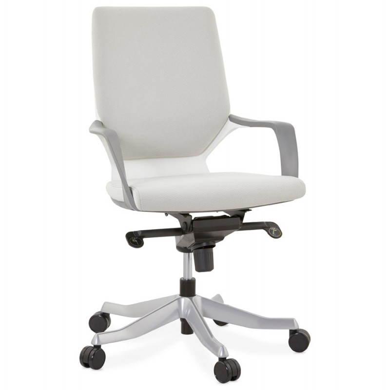Ergonomic desk RAMY (grey) fabric Chair - image 23553