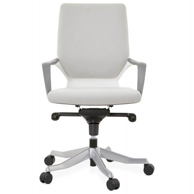 Ergonomic desk RAMY (grey) fabric Chair - image 23554