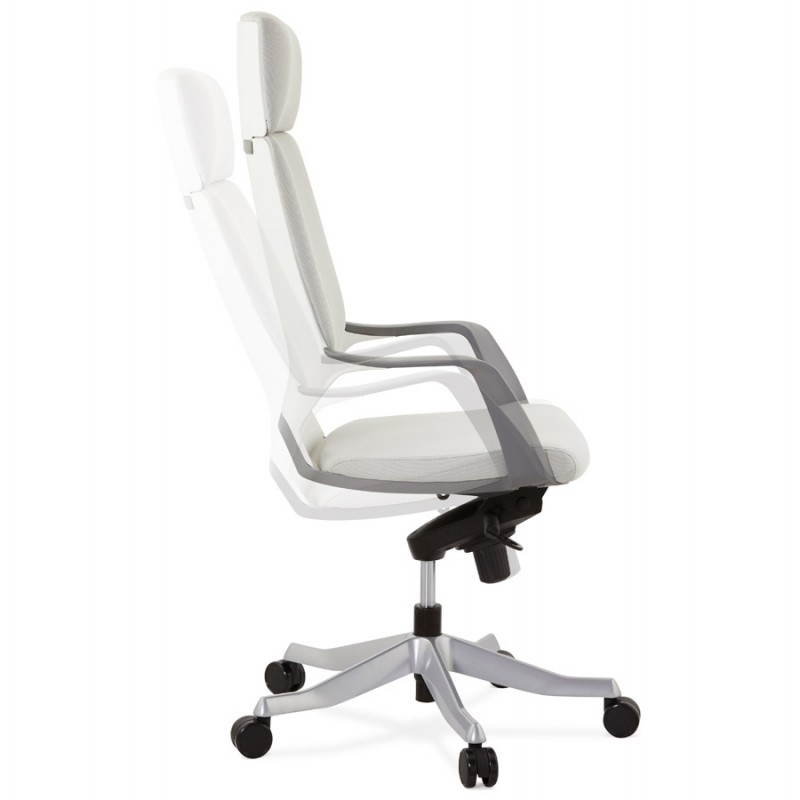 Ergonomic desk RAMY (grey) fabric Chair - image 23557