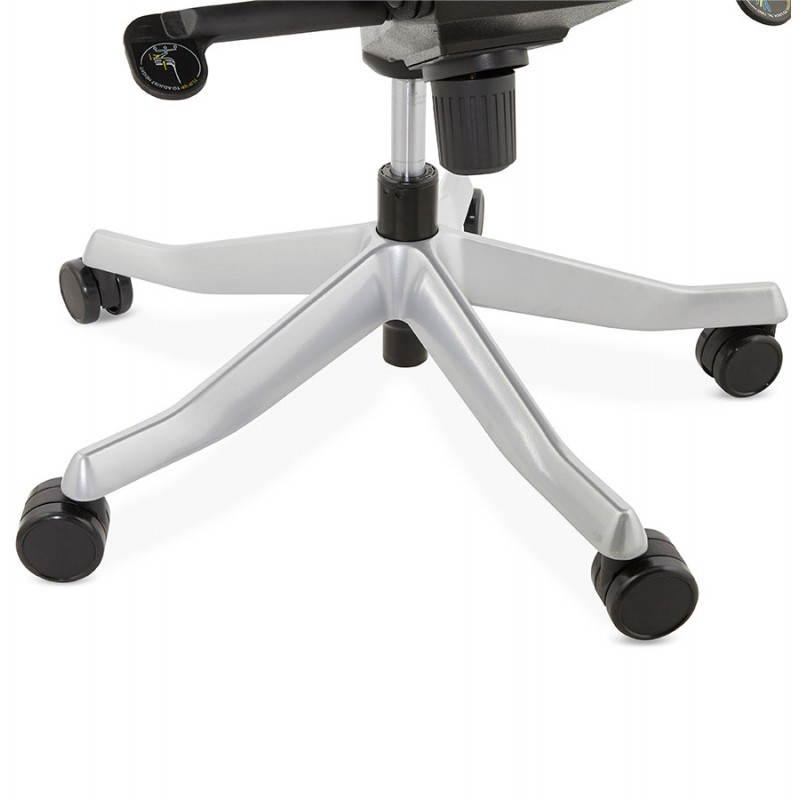 Ergonomic desk RAMY (grey) fabric Chair - image 23567