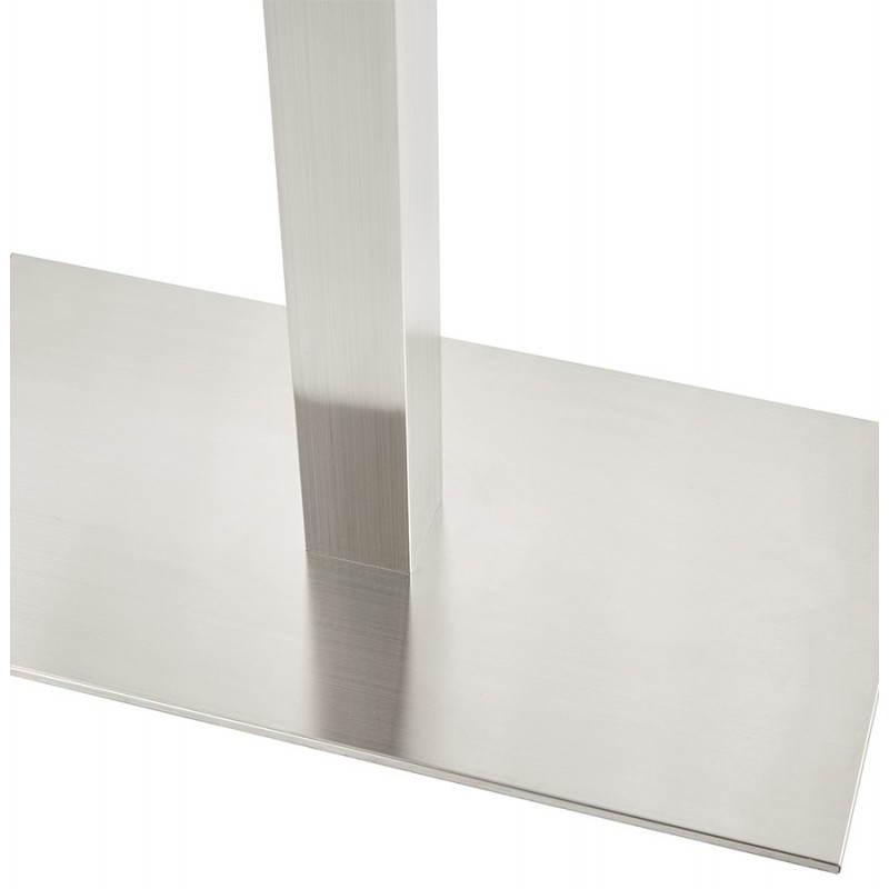 Pied de table POULI en métal brossé (40cmX75cmX75cm) - image 23593