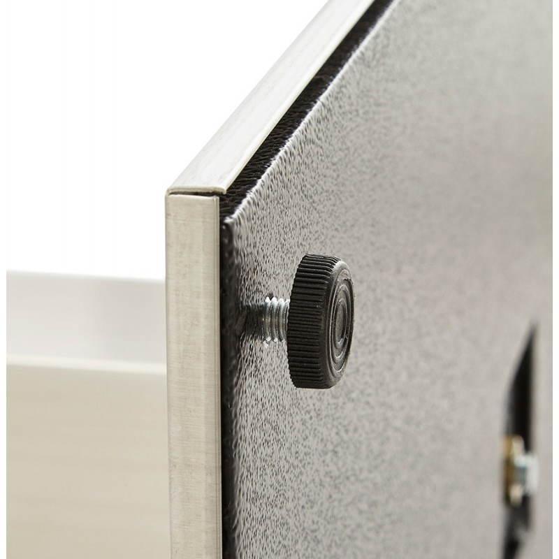 Pied de table POULI en métal brossé (40cmX75cmX75cm) - image 23594