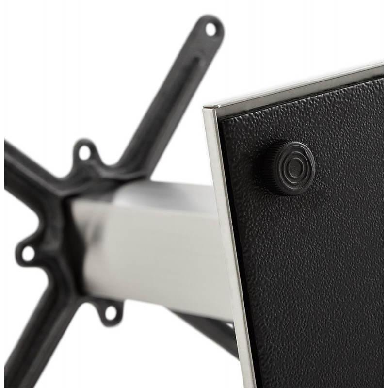 Pied de table POULI en métal brossé (40cmX75cmX75cm) - image 23595