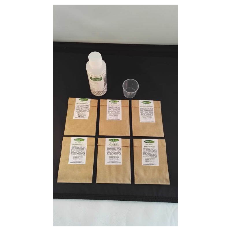 Starter Kit herb and nutrient VERTUE  - image 23921