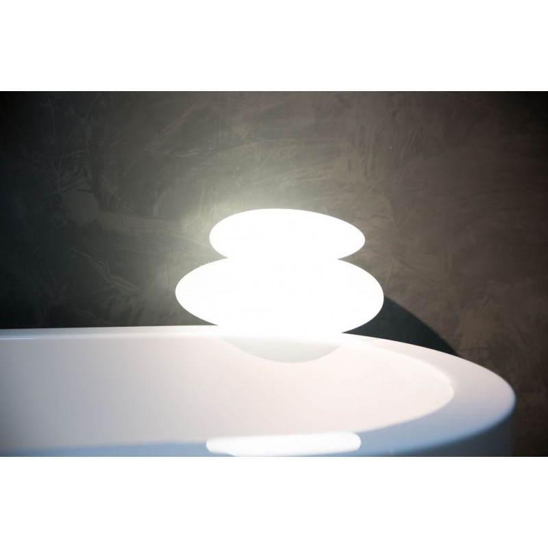 Lampe lumineuse GALET intérieur extérieur (blanc) - image 24498