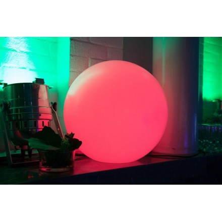 Lampe lumineuse GLOBE intérieur extérieur (blanc, LED multicolore, Ø 40 cm)