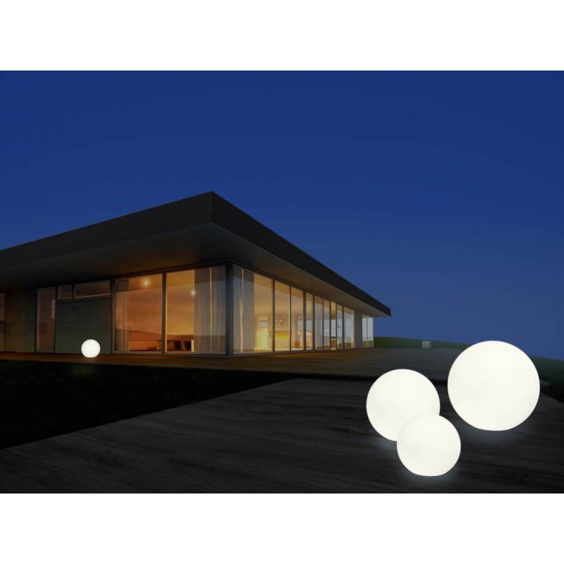 Lamp light Outdoor Indoor GLOBE (white Ø 40 cm) - image 24675