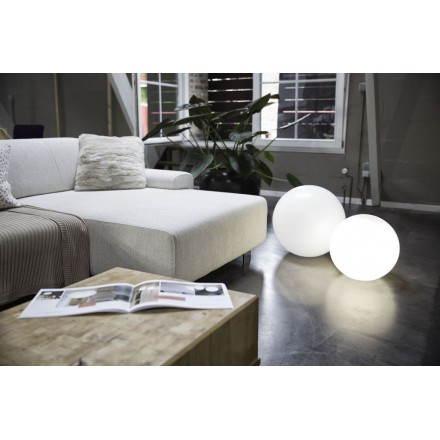 Lampe lumineuse GLOBE intérieur extérieur (blanc Ø 40 cm)