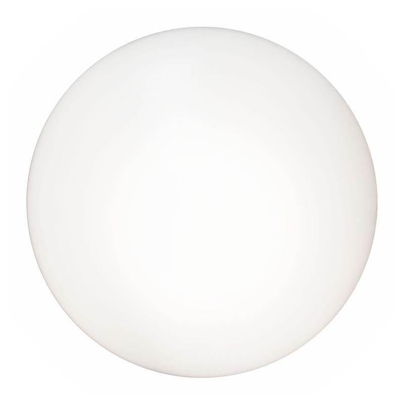 Lampada luce globo coperta all'aperto (bianco Ø 50 cm) - image 24704