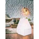 Lampe lumineuse MAISON intérieur extérieur (blanc)