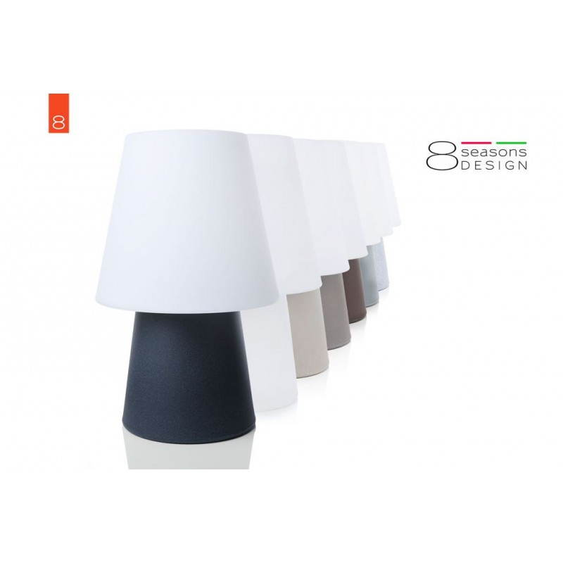Lampada da tavolo luce MIMA coperta all'aperto (antracite, H 60 cm) - image 24853