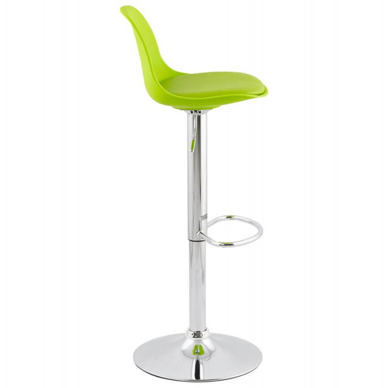 Design bar stool and compact ROBIN (green) - image 25327