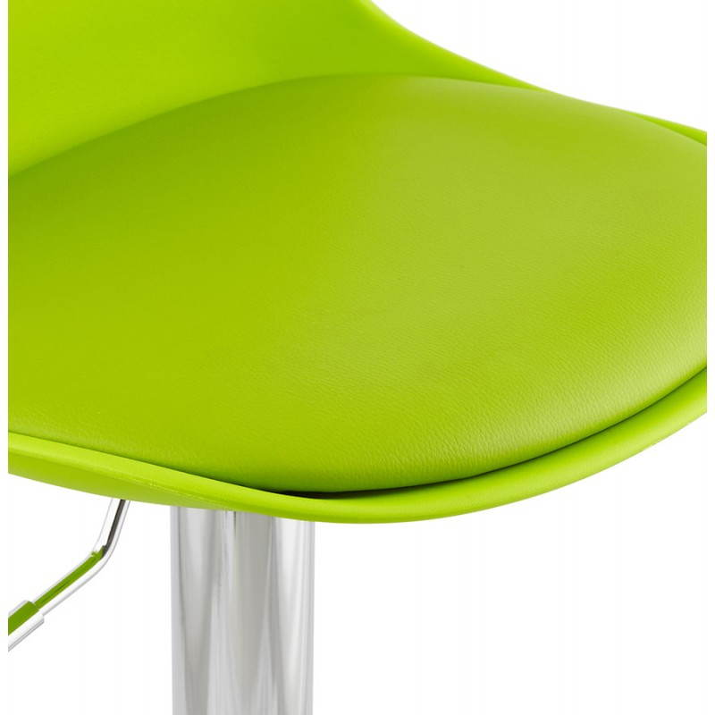 Design bar stool and compact ROBIN (green) - image 25333