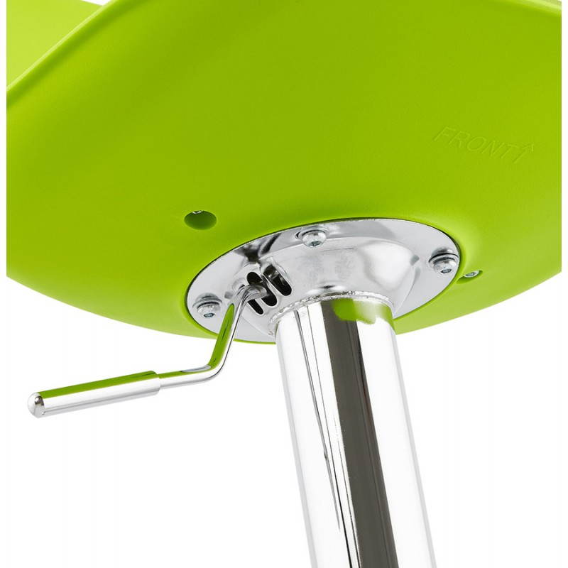 Design bar stool and compact ROBIN (green) - image 25335