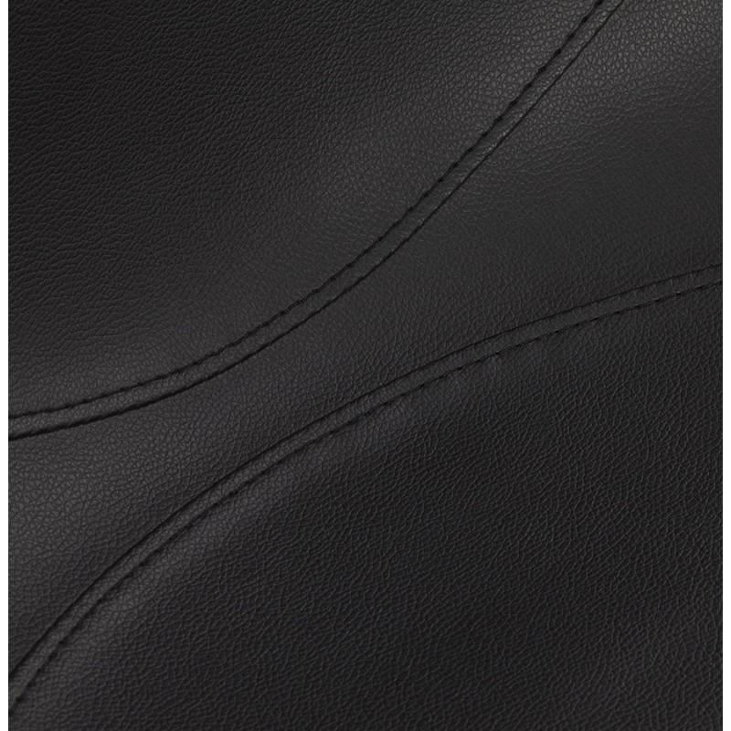 Chaise design contemporaine LOLA (noir) - image 25449