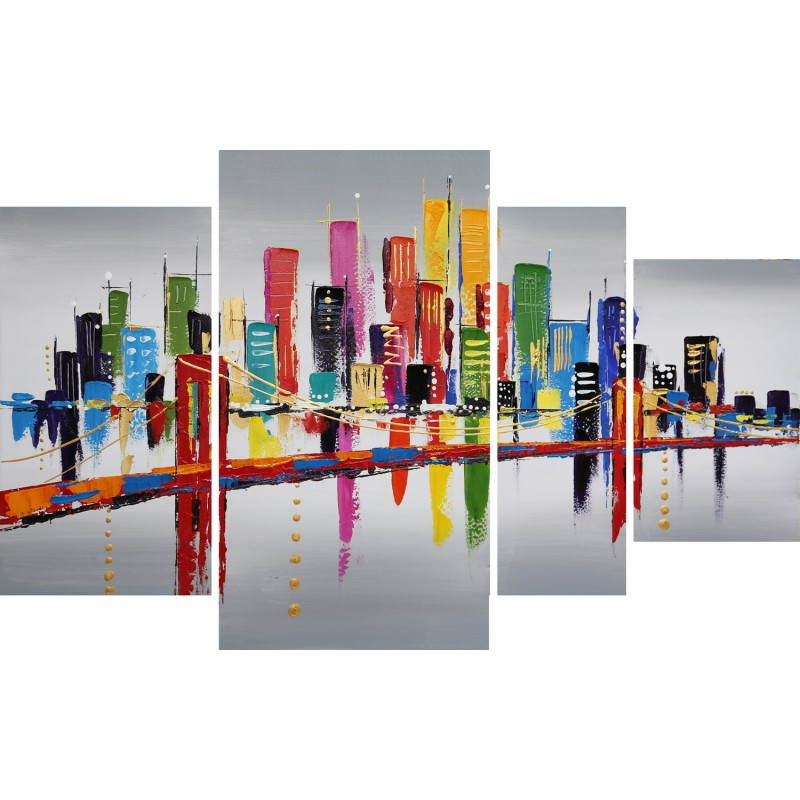 Peinture Figurative Contemporaine Abstrait
