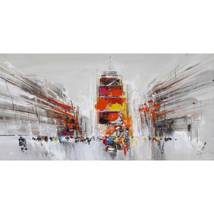 Tabelle Malerei figurative zeitgenössische Perspektive
