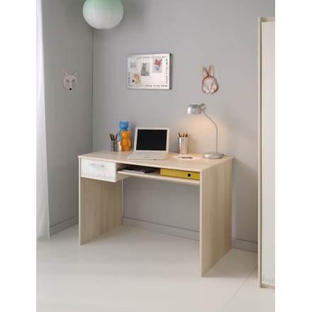 Progettare le porte degli uffici junior ragazza ragazzo 2 (bianco, beige cenere) ALEX