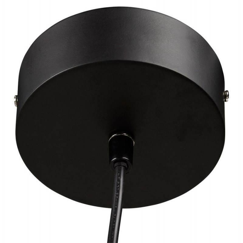 Douille pour lampe à suspension vintage industrielle EROS en métal (cuivre) - image 28233