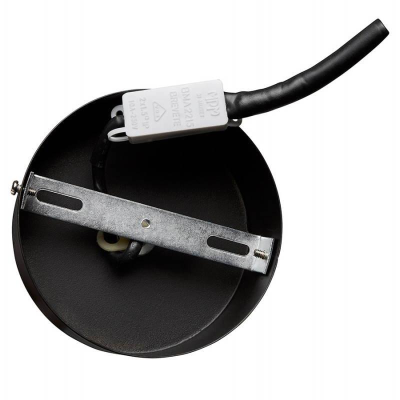 Douille pour lampe à suspension vintage industrielle EROS en métal (cuivre) - image 28235