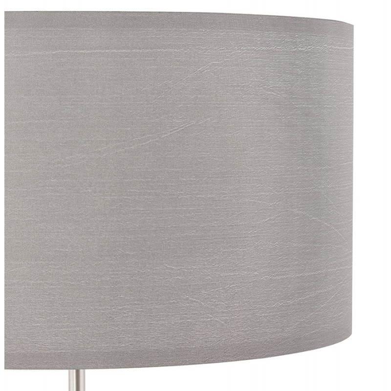 Table lamp design adjustable in height LAZIO (grey) - image 28697