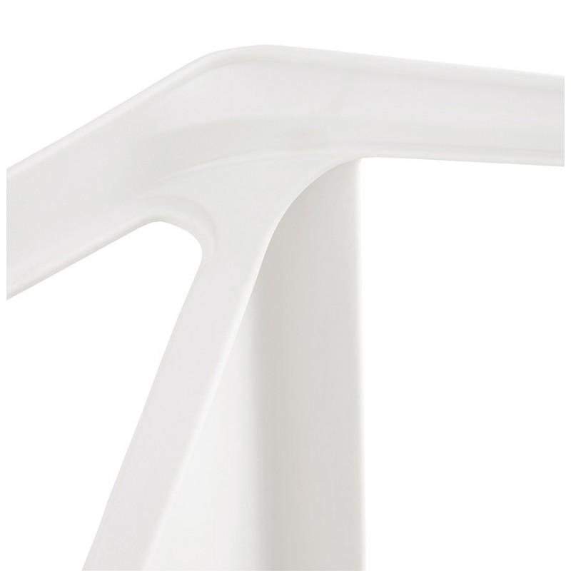 Fauteuil de jardin relax design SUNY (blanc) - image 29156
