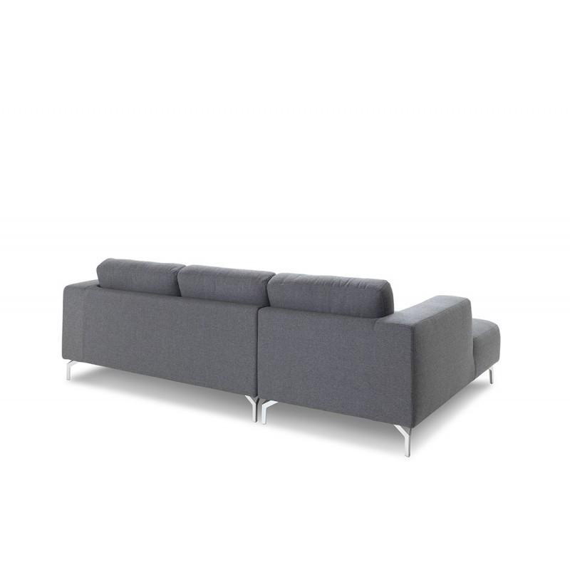 canap d 39 angle c t gauche design 4 places avec m ridienne. Black Bedroom Furniture Sets. Home Design Ideas