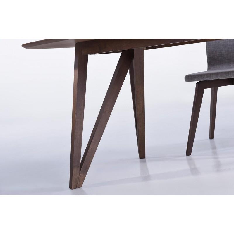 Tavolo contemporaneo e vintage john wooden - Tavolo contemporaneo ...