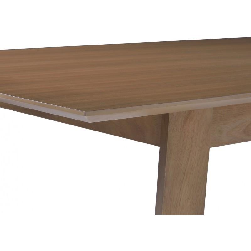 Table à manger design EWEN en bois (180cmX90X75cm) (chêne) - image 30657