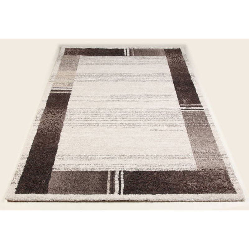 tapis de couloir moderne 80x300 cm modern fashion gabeh creme beige. Black Bedroom Furniture Sets. Home Design Ideas