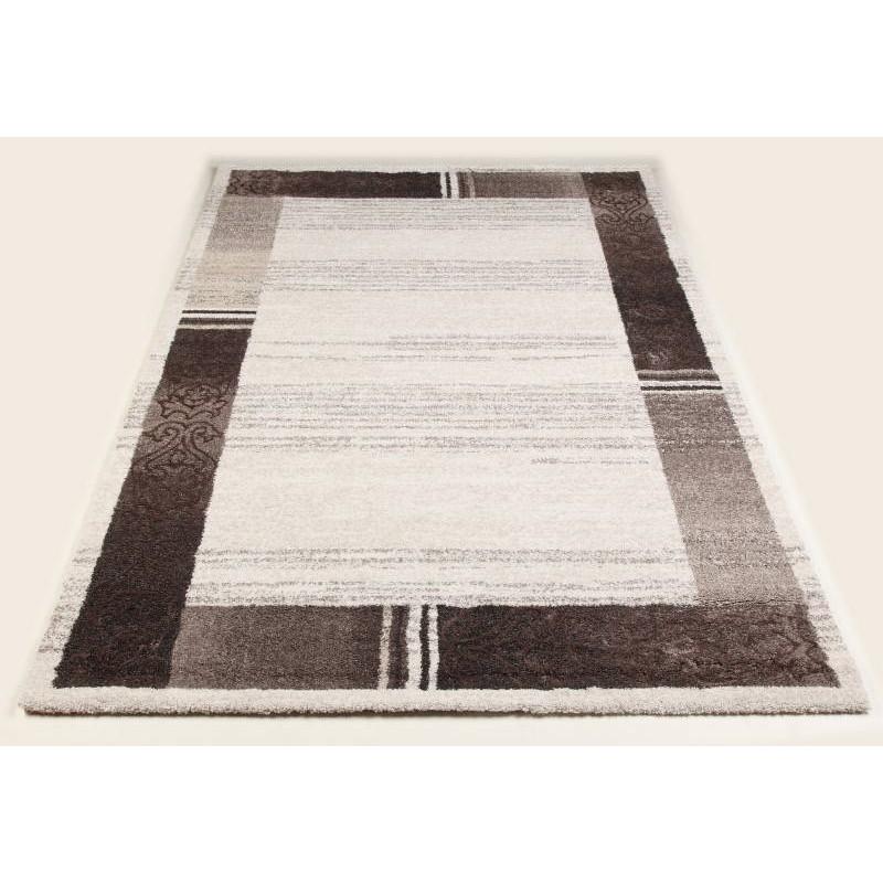 tappeto in corridoio moderno 80 x 300 cm moda moderna gabeh crema beige. Black Bedroom Furniture Sets. Home Design Ideas