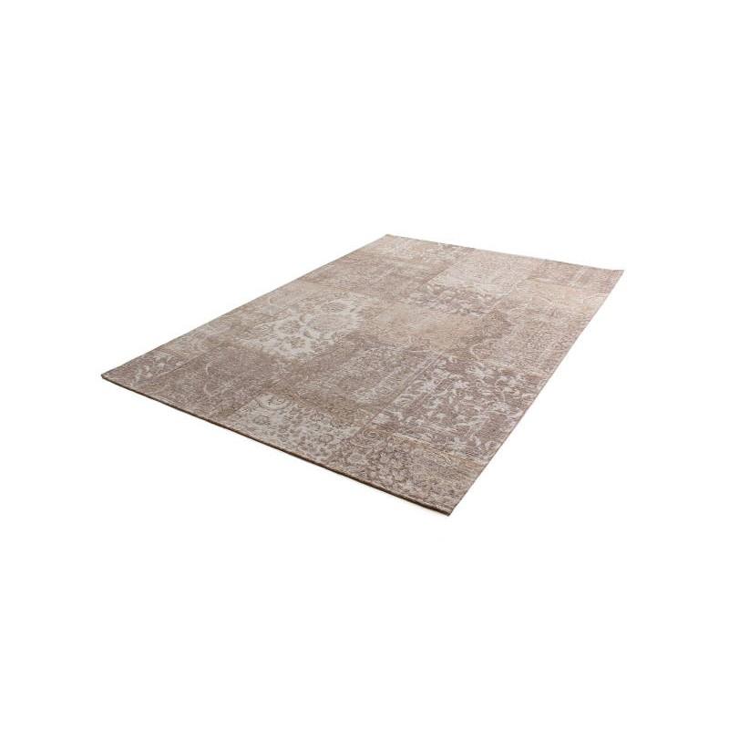 wohnzimmer teppich modern verwaschen farben 240 x 340 cm berlin beige elfenbein. Black Bedroom Furniture Sets. Home Design Ideas