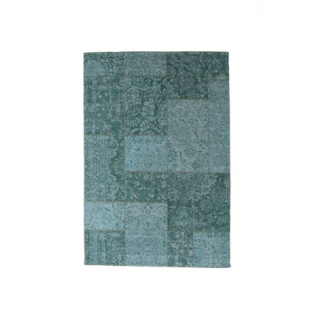 Washed out colors 50 x 80 cm berlin turquoise modern for Salon couleur turquoise