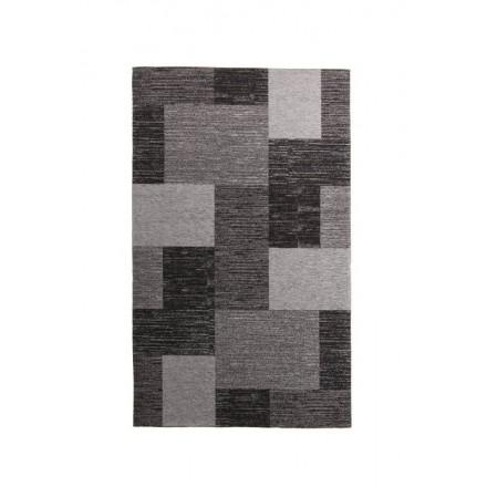 Wohnzimmer Teppich Moderne Farben Ausgewaschen 160 X 230