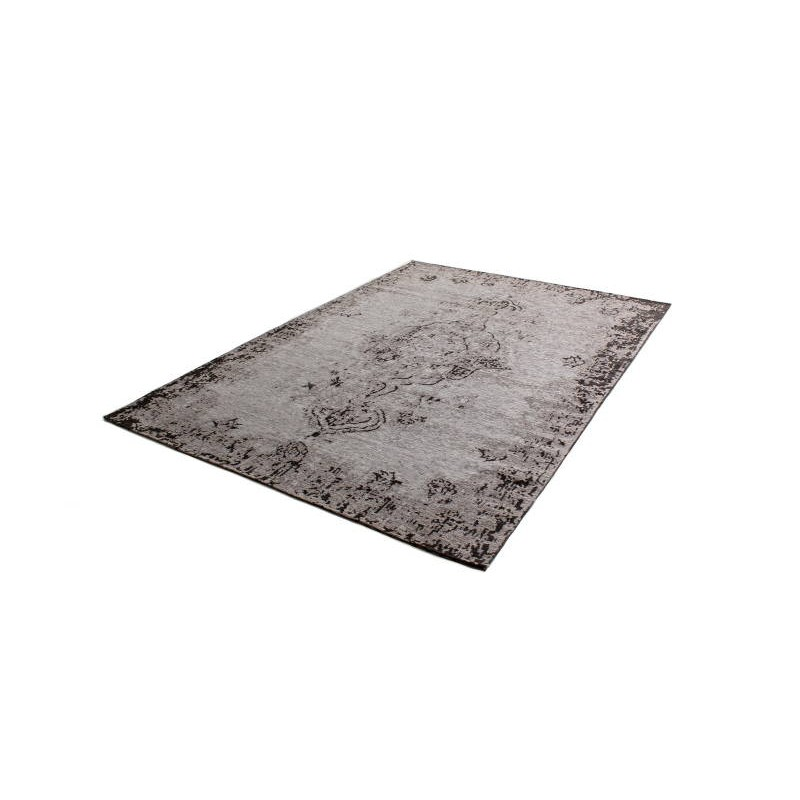 Living Room Rug Modern Washed Out Colors 240 X 340 Cm