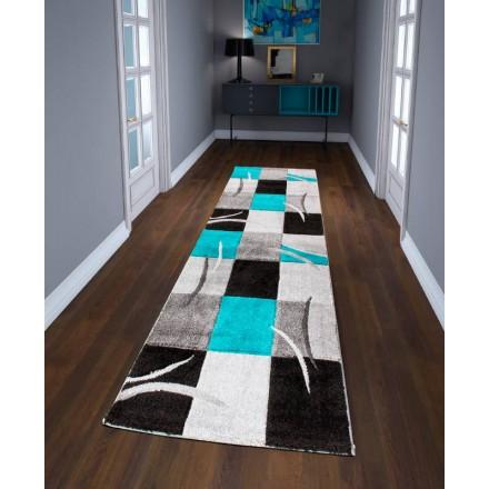 Corridoio moderno tappeto e 80 x 300 cm moderno fregio - Pittura corridoio moderno ...