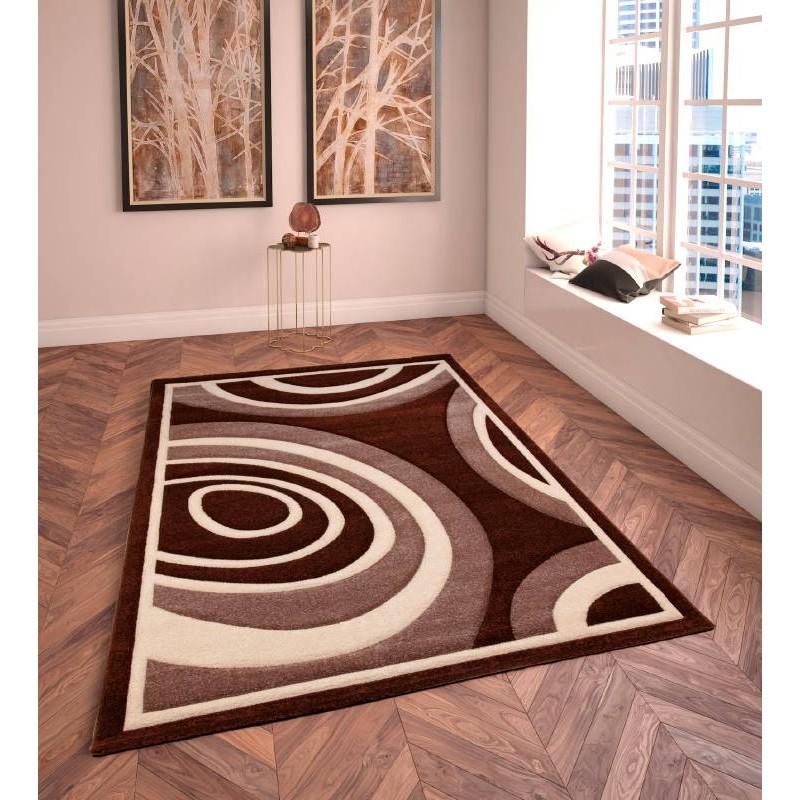 Moderne Wohnzimmer Teppich und Fries 160 x 230 cm moderne FRIESLAND ...