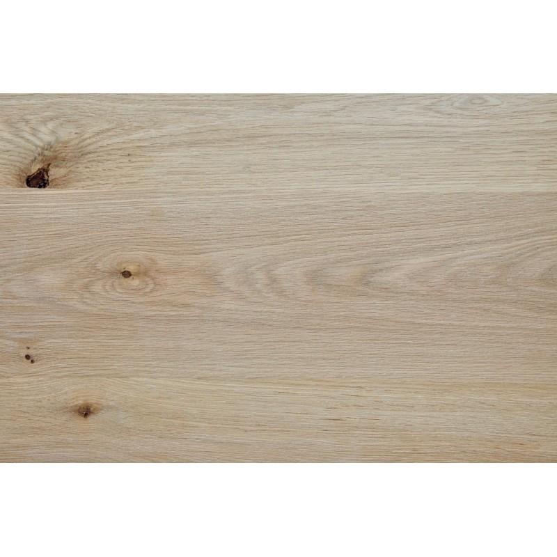 Buffet enfilade bas design 2 portes 3 tiroirs ADRIA en chêne massif (chêne naturel) - image 36059