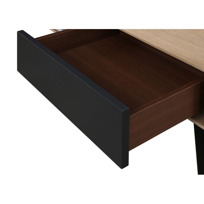 Tavolino, alla fine della finestra di progettazione ADAMO 1 divano in legno (rovere chiaro) - image 36374