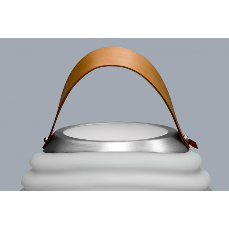 Lampe LED seau à champagne haut-parleur enceinte bluetooth KOODUU SYNERGIE S 35 (blanc) - image 36625