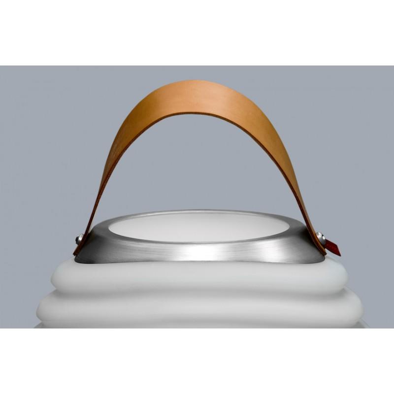 Lamp LED bucket champagne pregnant speaker bluetooth KOODUU synergy S 35 (white) - image 36625