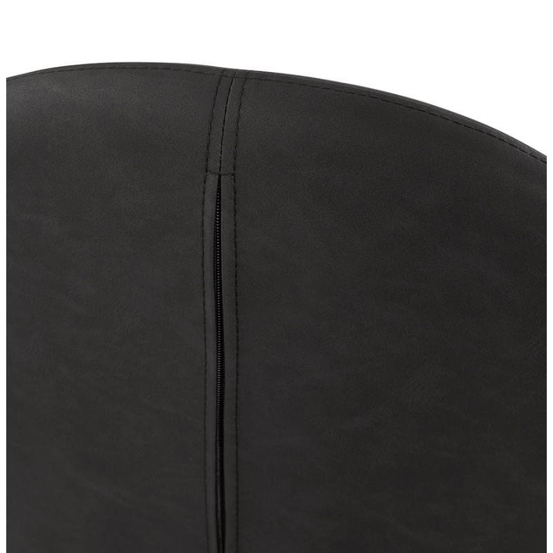 Sedia design e moderno SHELA (grigio scuro) - image 37178