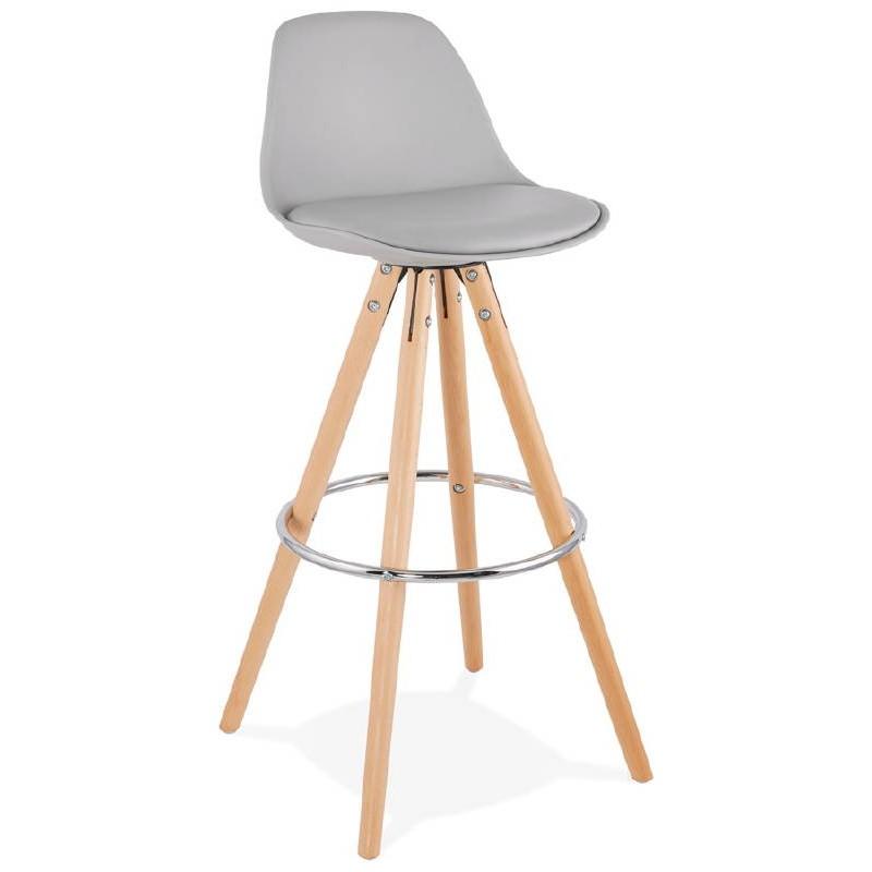 Pleasant Barstool Design Scandinavian Octave Light Gray Camellatalisay Diy Chair Ideas Camellatalisaycom
