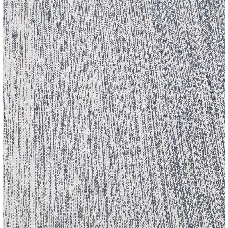 Tappeto design rettangolare (230 X 160 cm) cotone Basil (blu) - image 38514