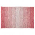 Carpet design rectangular (230 cm X 160 cm) Basil (red)