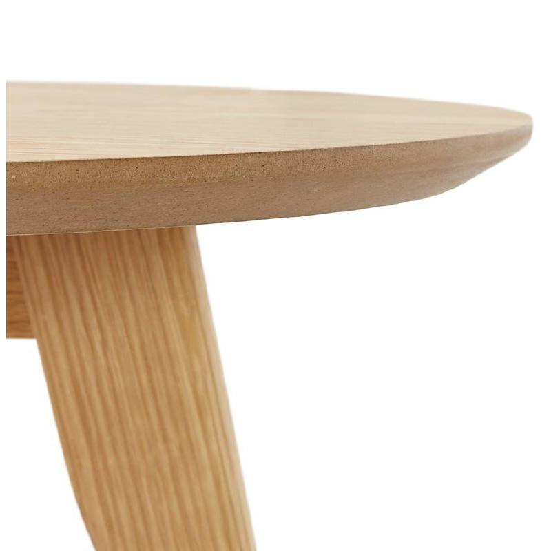 Tables gigognes ART en bois et chêne massif (naturel) - image 38662